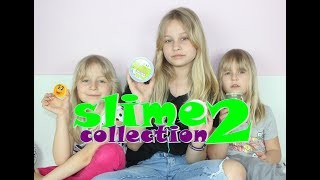 Slime collection 2