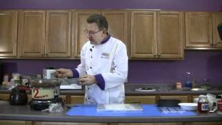 Chocolate Almond Bark-preview Of Chef Alan Tetreault's Dvd Simply Chocolate
