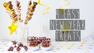 4 DIY Cheap and Simple New Years Snacks for Parties (2016-2017)   Eva Chung