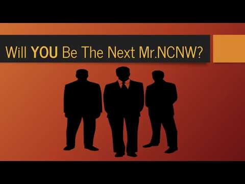 UCF Mr.NCNW 2018 Pageant Info