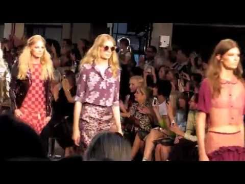 House of Holland Spring/Summer 2013 Finale at London Fashion Week.m4v