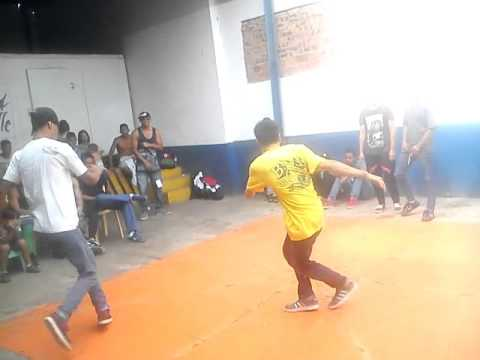 Veneroot vs Veneroot Team Carabobo (Battle la Hielera)