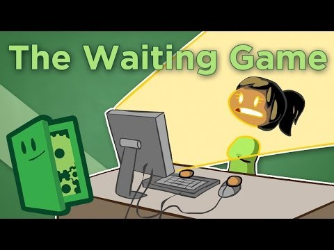 The Waiting Game - Why Weird Games Become Cult Hits - Extra Credits