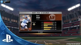 MLB 15 The Show: Diamond Dynasty Distilled | PS4, PS3, PS Vita