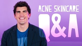 🌙 pillow talk 9: acne advice from a dermatologist