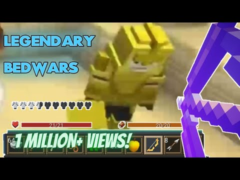 MOST OP No Name Player that NO ONE CAN BEAT Funny Moments - Bedwars 😳😱(Blockman GO Blocky Mods) from YouTube · Duration:  10 minutes 16 seconds