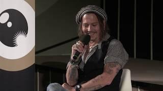 A Conversation with… Johnny Depp at Zurich Film Festival
