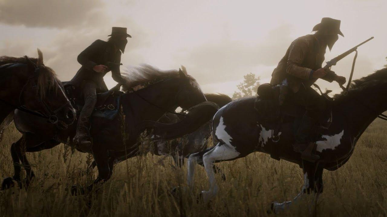 PS4『Red Dead Redemption 2 』實機遊玩影片(中文解說版)