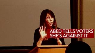 Theresa Abed Lies About Common Core