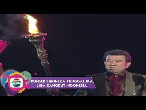 Api obor Rhoma Irama Mengantar 34 Juara LIDA Provinsi untuk saling berkompetisi