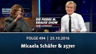 Die Pierre M. Krause Show vom 25.10.2016