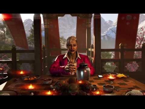 Pagan Min King of Kyrat - Far Cry 4 Trailer - Eurogamer