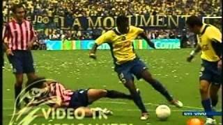 America vs chivas, fecha 9, Clau 2005