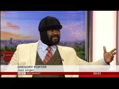 Gregory Porter (Jazz Singer) - BBC interview (2013)