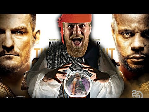 UFC 226 Predictions And Breakdown