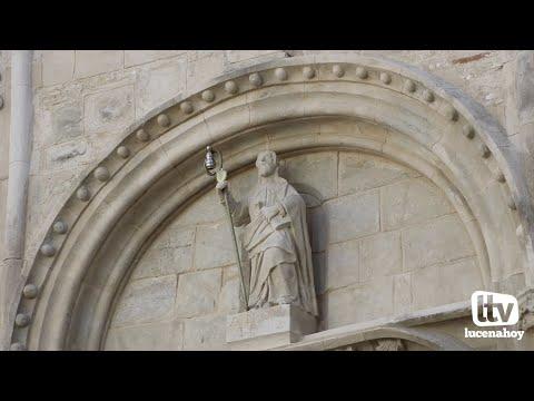 VÍDEO: Concluyen las obras de restauración de la Iglesia de Santiago en Lucena. Te las mostramos en detalle