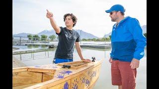 USDB SEVENTY48 Practice Drills Utah Lake