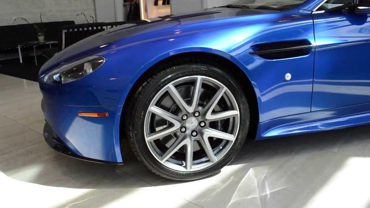 aston martin vanquish cobalt blue. 2013 aston martin v8 vantage s coupe cobalt blue hd details vanquish