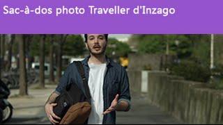 [TEST] Sac-à-dos Photo Traveller D'Inzago