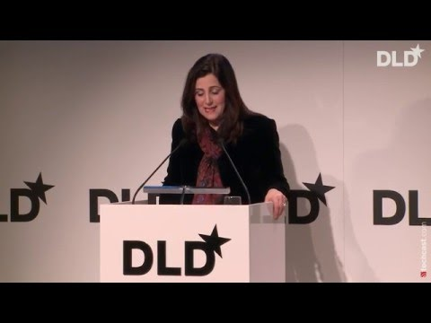 Beyond Business: The Responsibility of Global Players (Joanna Shields, UK Government)   DLD16