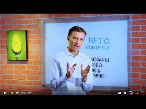 Dr. Berg's Keto Slogan Contest
