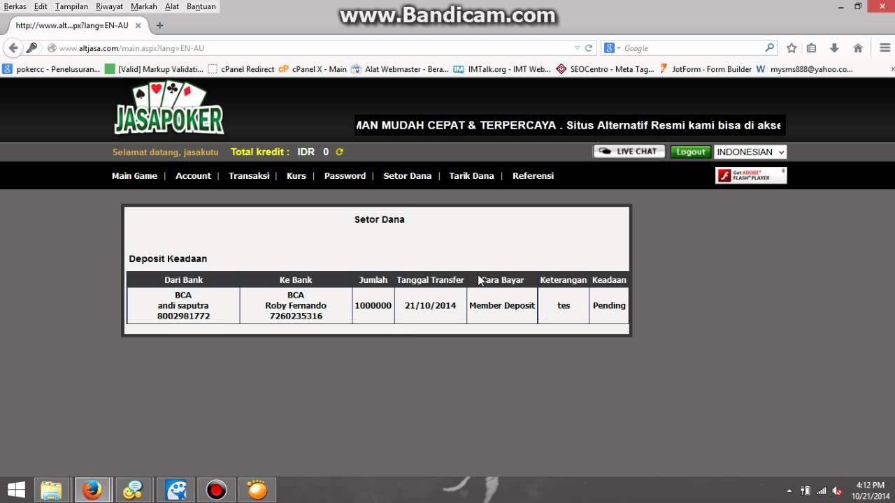 Jasapokerqq Com Jasa Poker Link Alternatif Jasa Poker Youtube