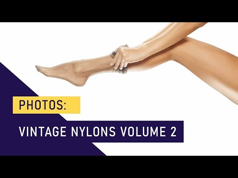 Vintage Nylons, Volume 2 - Nylon Stockings at Nylon Nostalgia (2020)