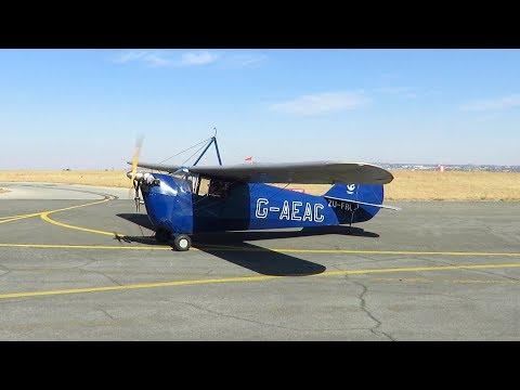 Aeronca C3 - Rand Airshow
