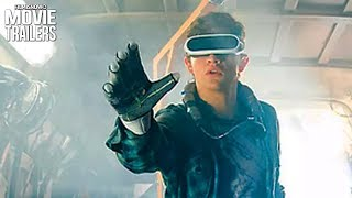 Ready Player One | First trailer for Steven Spielberg's virtual reality game thriller