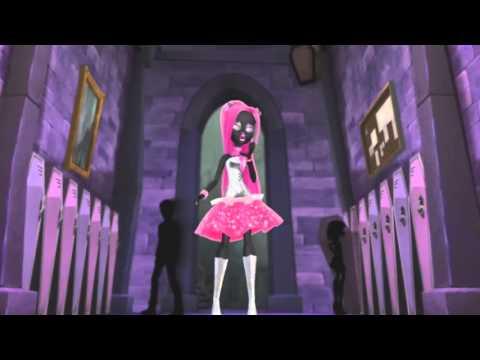 Музыкальное видео Свет внутри   Школа монстров.