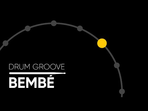 "Bembé ""Afro-Cuban 6/8"" - Drum Groove"
