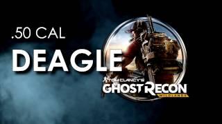 MOST POWERFUL PISTOL - DEAGLE IN WILDLANDS: How to get the D-50 in Ghost Recon: Wildlands