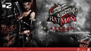 Batman Arkham City: Harley Quinn