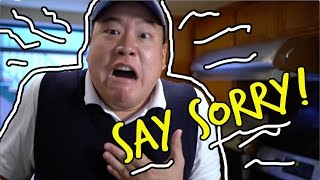 asian parents can t say sorry