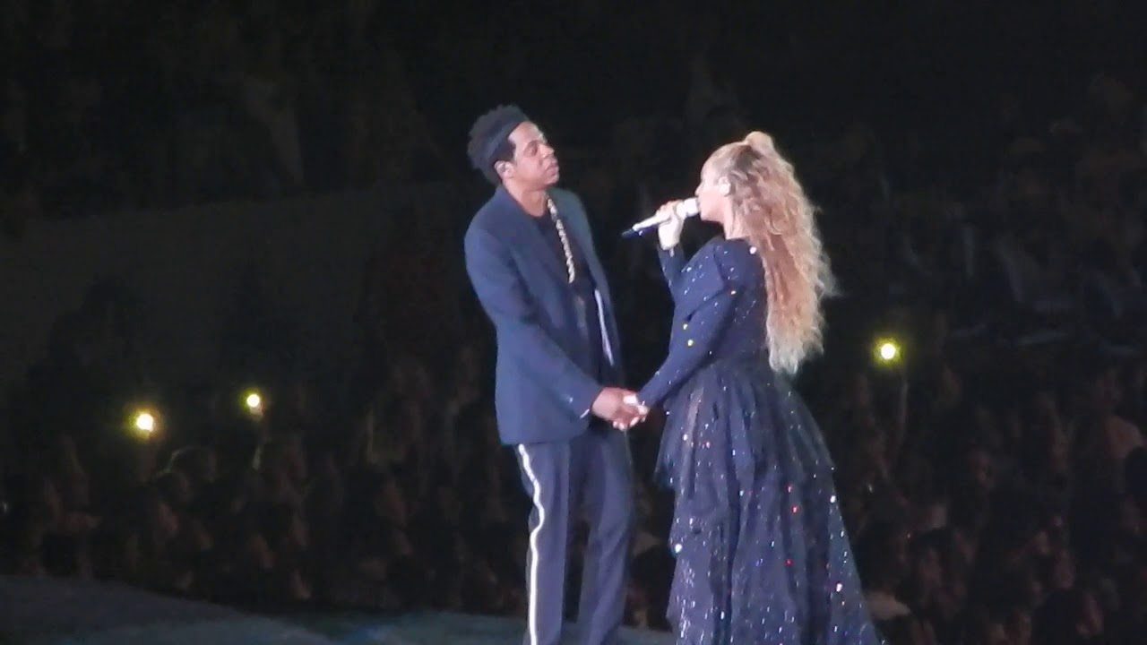 Beyonce Jay Z Forever Young Perfect Stockholm June 25th 2018 Youtube