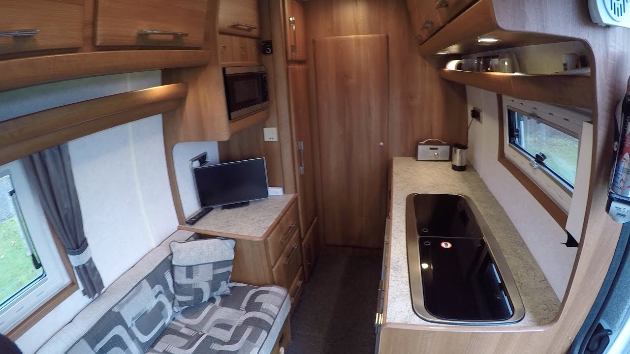 My Van Tour  Renault Master Panel Van Conversion  YouTube