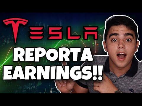 TESLA REPORTA EARNINGS!! | Momento de Comprar Acciones de TSLA o Vender??