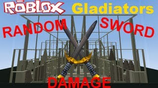 Roblox Game Feature Tutorial: Random Sword Damage