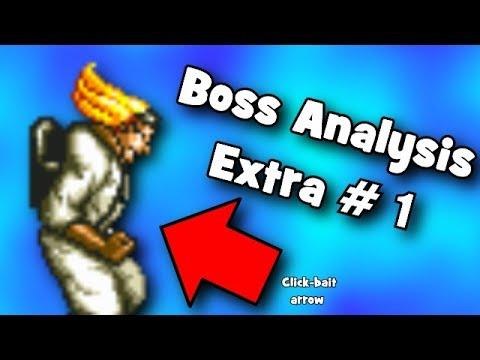 Make Boss Analysis Extra # 1 Snapshots
