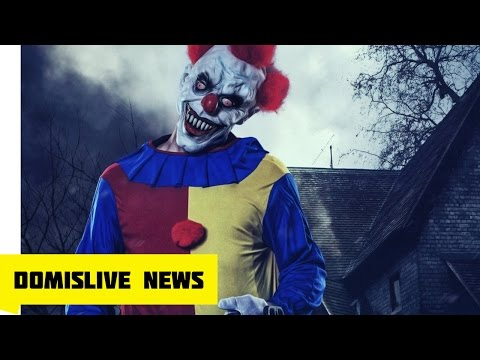 Creepy Killer Clowns Clan Terrifying People in Ohio & America.