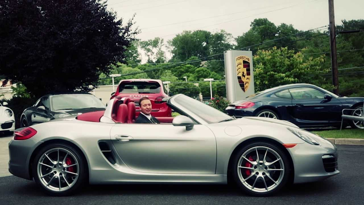 New Porsche Type 981 Boxster S Review Best Roadster Ever Built