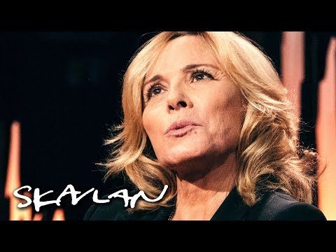 Kim Cattrall reveals why she first said no to playing Samantha in Sex & the City   Skavlan