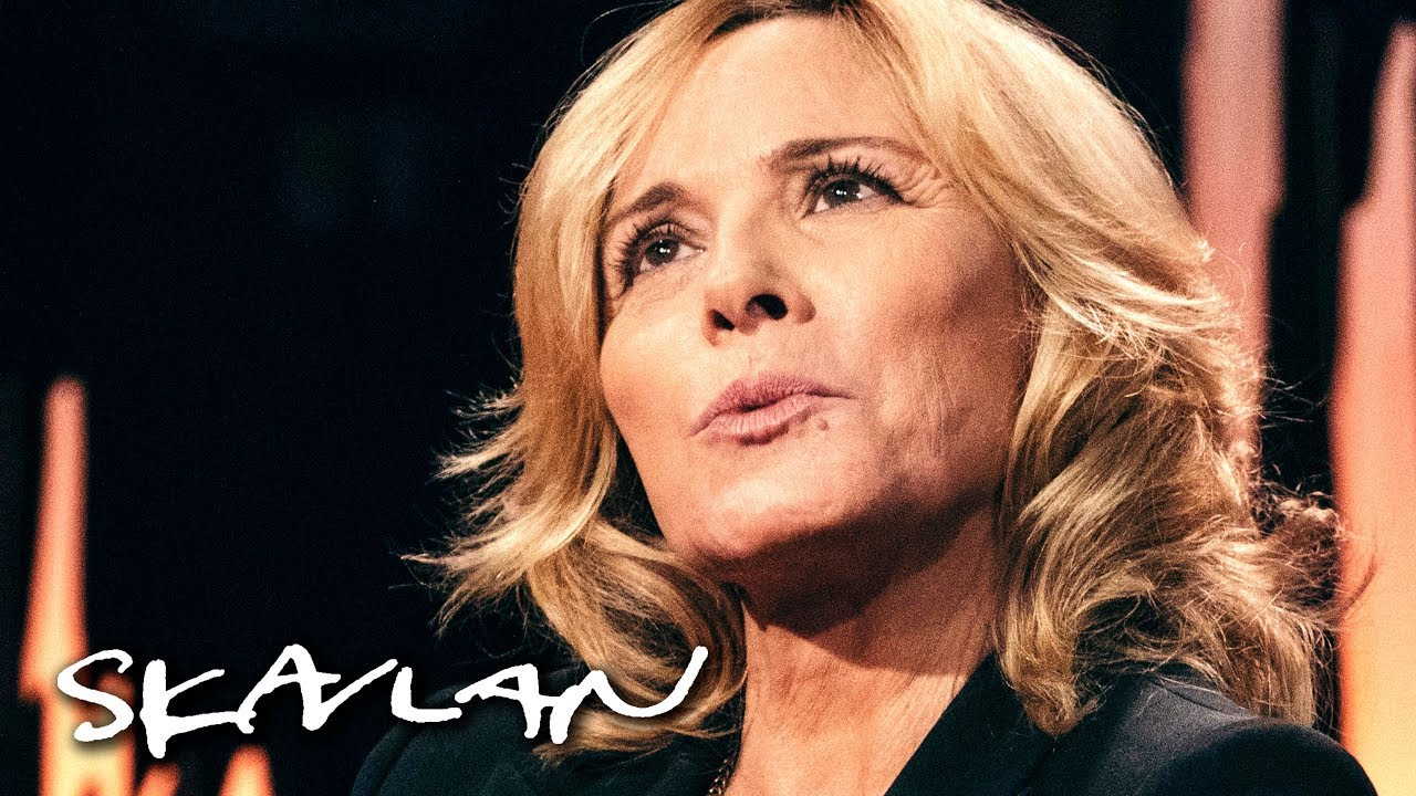 Download Kim Cattrall reveals why she first said no to playing Samantha in Sex & the City | SVT/NRK/Skavlan