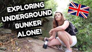 Gambar cover ABANDONED UNDEGROUND BUNKER!