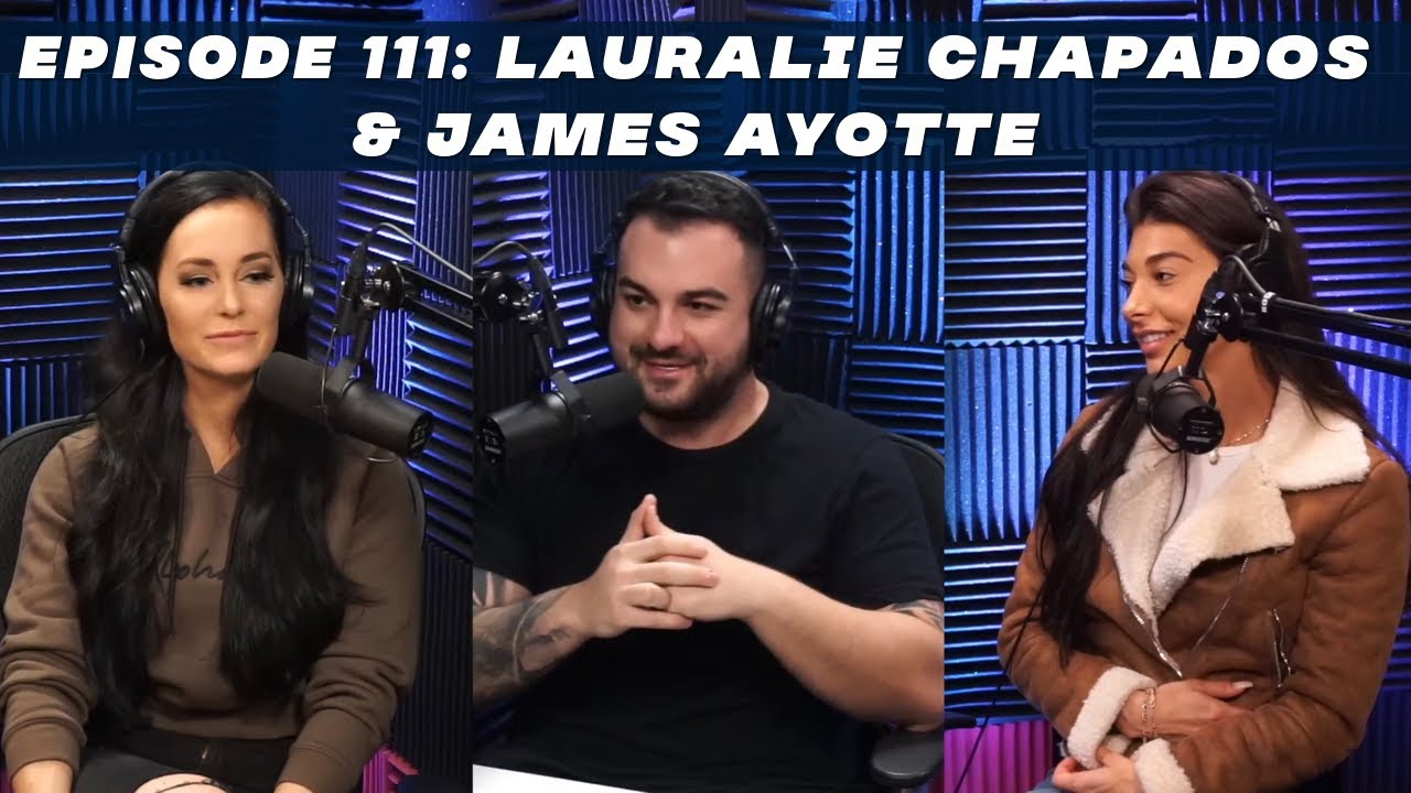 The Bodybuilding Mindset & What It Takes   Lauralie Chapados & James Ayotte
