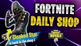 Fortnite Daily Shop (3rd November 2018)