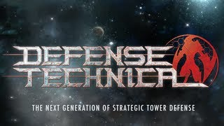 Defense Technica - Gameplay Video