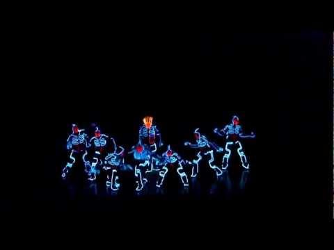 Tron Dancecrew - George Maxter ( Fl studio) Electro Dance 2013