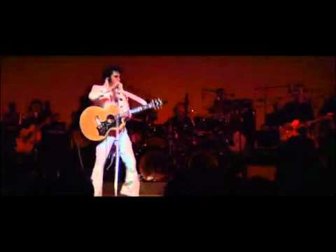 Elvis Presley - Hound dog (Live in Las Vegas - 1970).