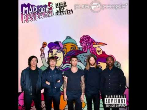 Maroon 5 Ft. Wiz Khalifa - Payphone (Instrumental) [Download]